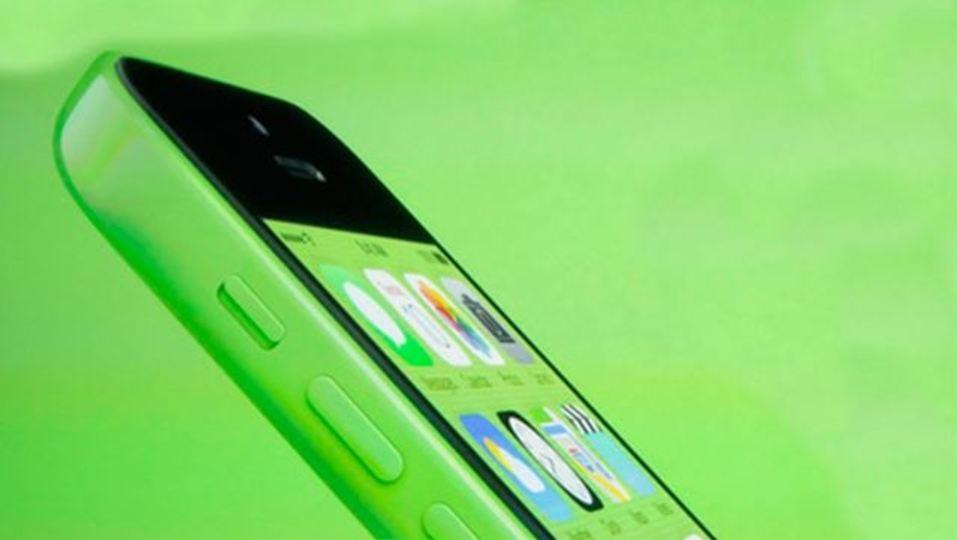 廉価版iPhone 5cの中味は5と一緒。あれをカラーにした感じ