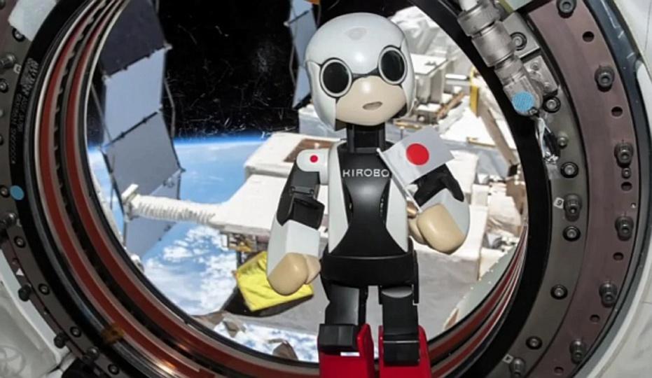 世界初のロボット宇宙飛行士「キロボ」宇宙でのロボットの発話に成功(動画あり)