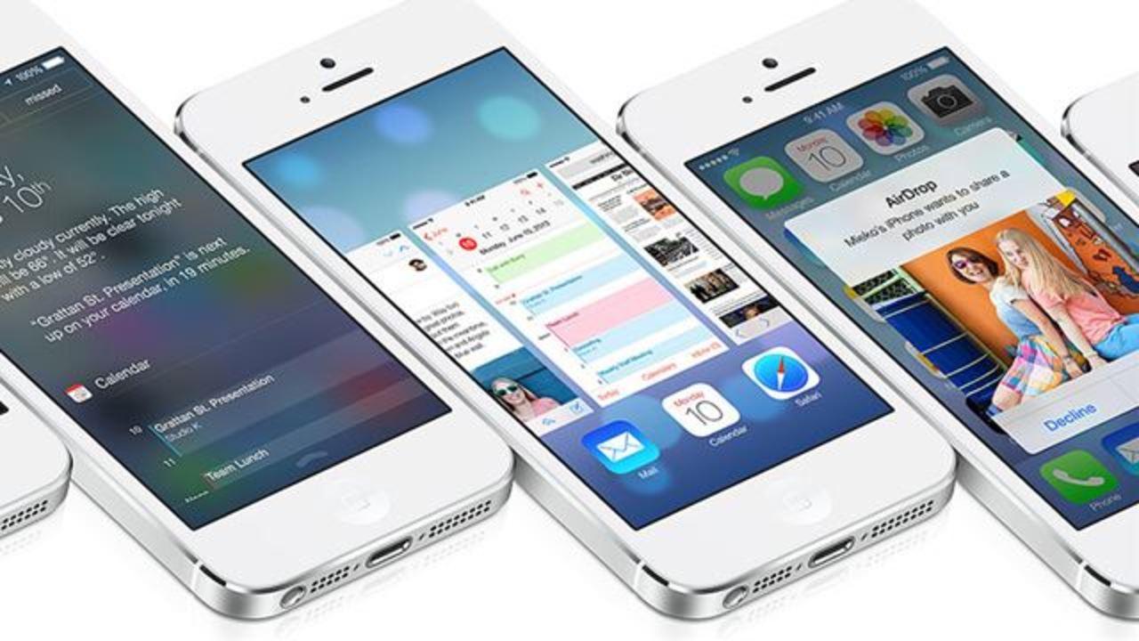 iOS 7は9月18日リリース! 200の新機能!