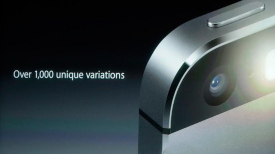 スローモーション撮影も可能になったiPhone 5sのカメラ機能