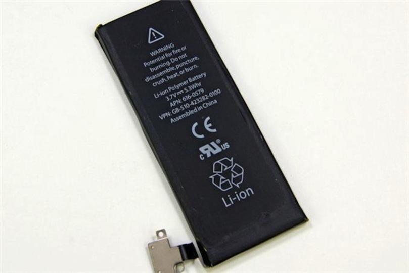 iPhone 5sはiPhone 5よりバッテリー容量が増えていたっぽい!