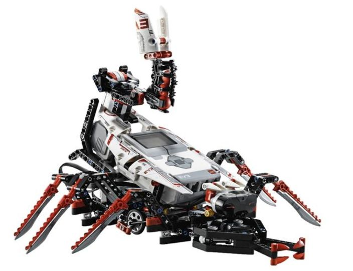 スマホで操作できるレゴロボット「マインドストームEV3」発売に(動画あり)