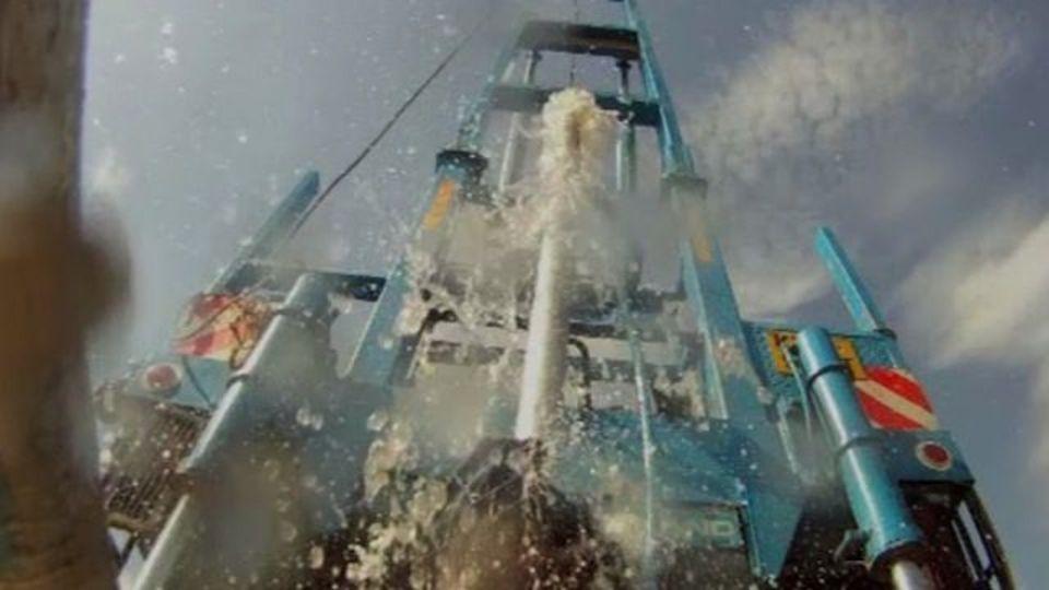 ケニアに巨大地下水源発見! 鉱物探査システムの転用で