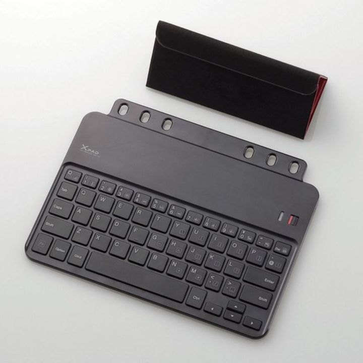 これ便利! 手帳リフィルとして収納できるBluetoothキーボード