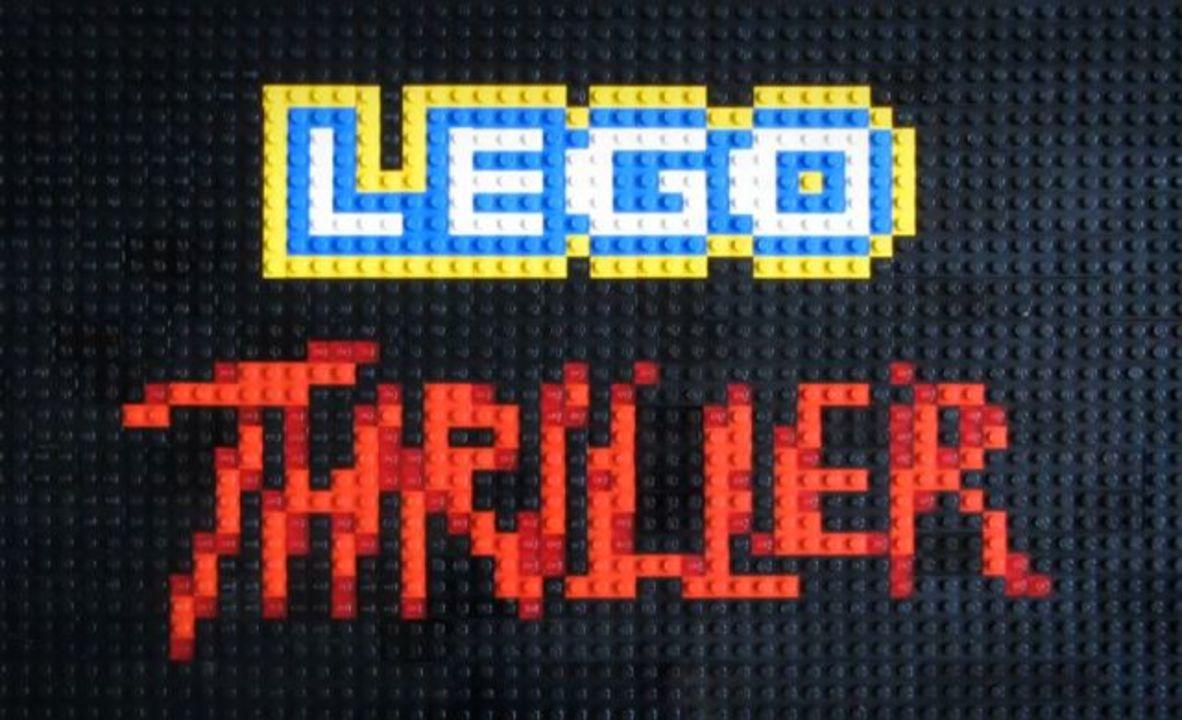 マイケル・ジャクソンの「スリラー」をレゴで再現してみた!(動画あり)