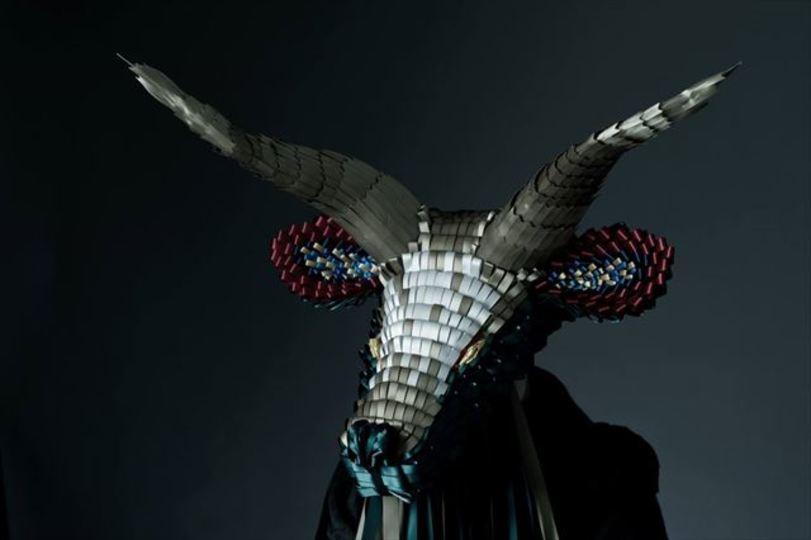 リボンからこの重圧感だと…? 可愛らしいから神々しいまでなんでも編み上げるリボンアートのリボネシア(写真ギャラリーあり)