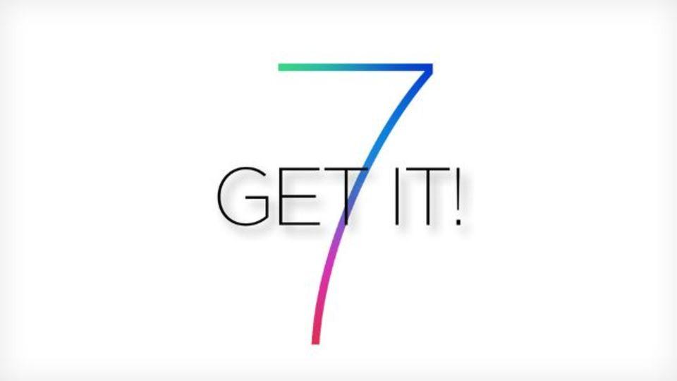 iOS 7正式版公開されました!