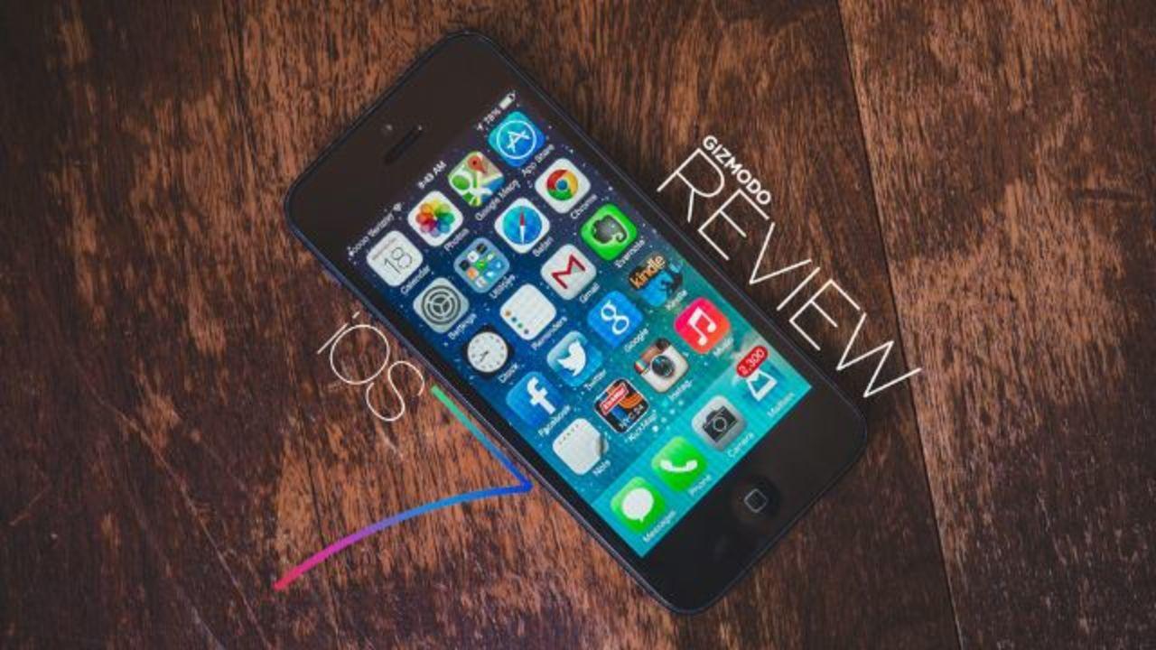 iOS 7さっそくレビュー:変わった! のはデザインだけじゃない