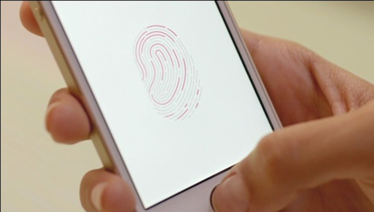 【 #iPhone5s 】iOS 7で指紋認証をONにし、指紋を登録してみた