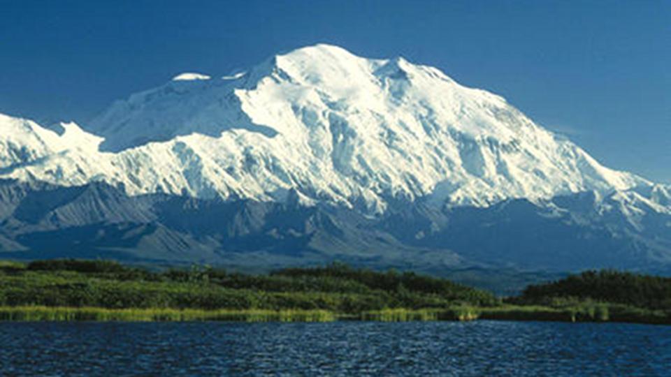 北米で一番高い山「マッキンリー山」、26メートル低くなる