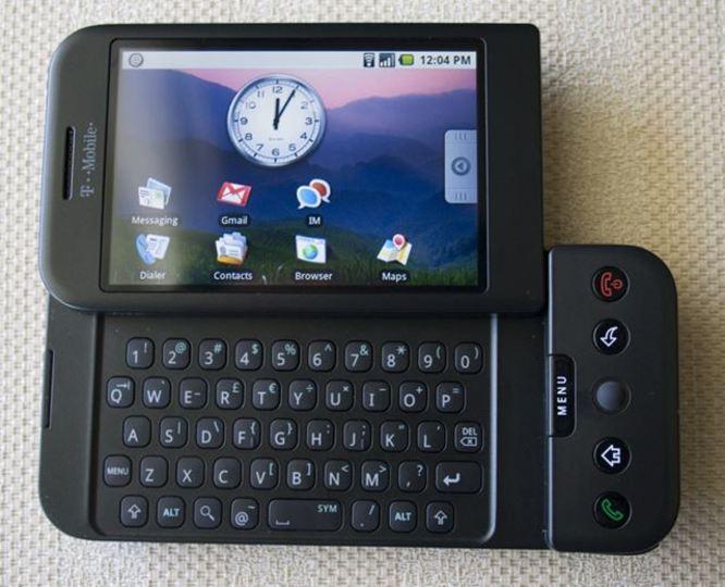 ブラックベリーが身売りを決めた日、Androidは誕生5周年