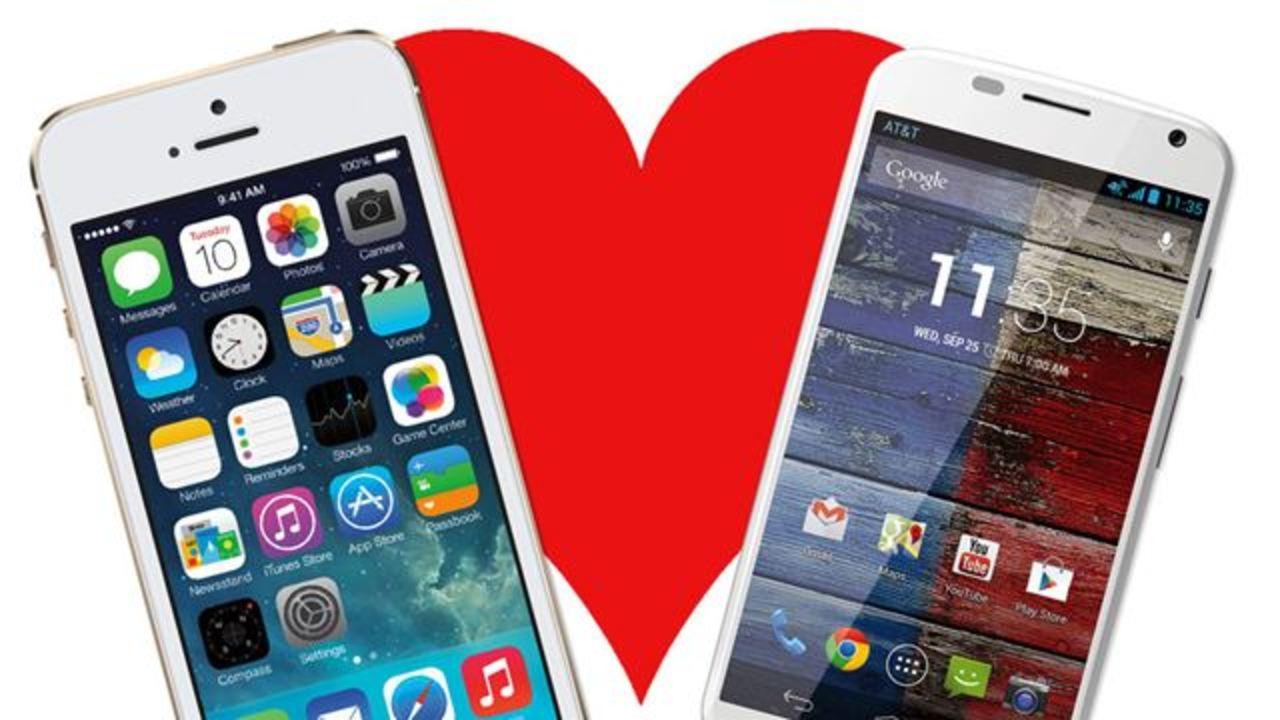 AndroidとiOSを両方同時に使いこなす方法
