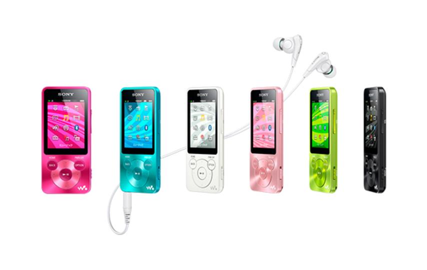 ソニーは脱MP3を目指す? 新型ウォークマンS/EはFLAC&Appleロスレスに対応