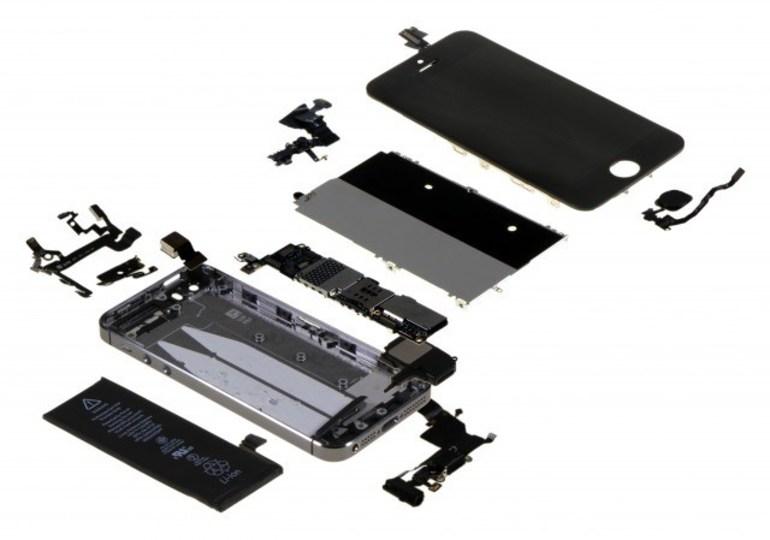 iPhone 5sとiPhone 5cの原価差はたったの約2600円