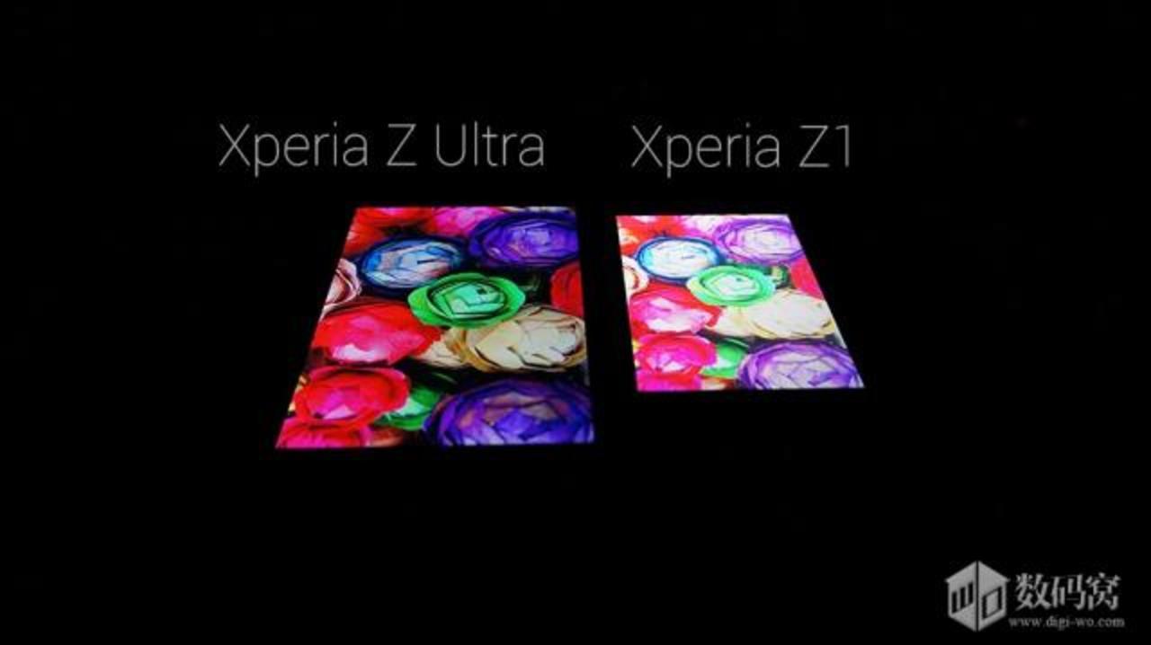 Xperia Z1のトリルミナスディスプレイは視野角が狭い?