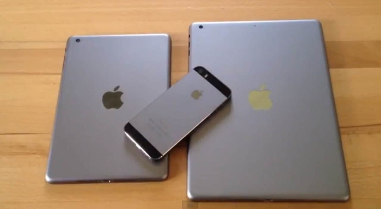カッコイイ! グレー色の新型iPadや新型iPad miniの外装動画が登場(動画あり)