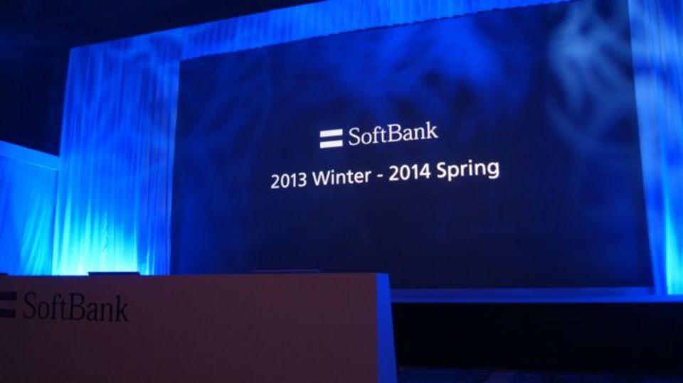 【ソフトバンク発表会2013-14冬春】Hybrid 4G LTE登場! リアルタイム更新終了しました