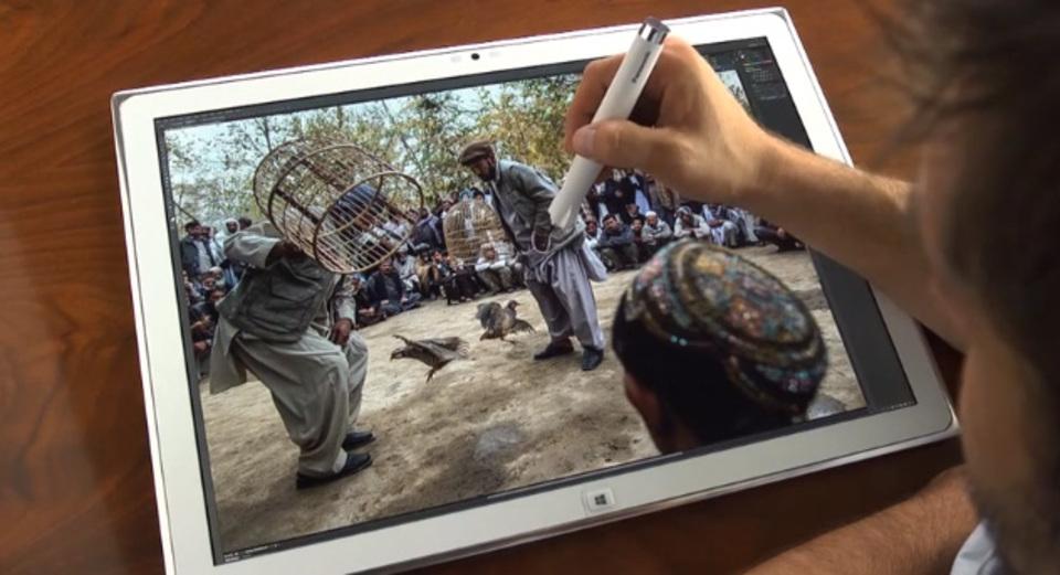世界初! 20型4K液晶を搭載したタブレットがパナソニックから発売(動画あり)