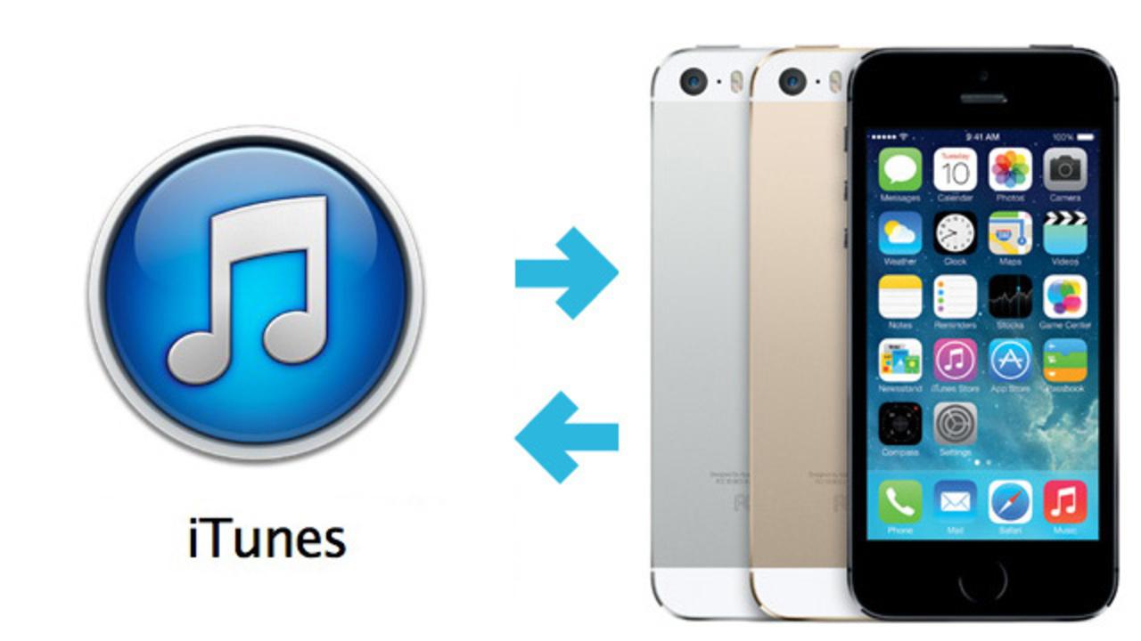 【 #iPhone5s5c 】iTunesを使ってiPhone 5のデータをiPhone 5sに復元してみた
