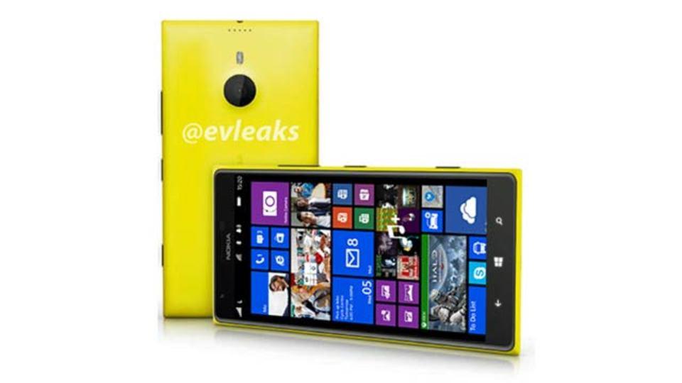 ノキアのLumiaシリーズ、大きめサイズの電話タブレット端末Lumia 1520の画像がリーク