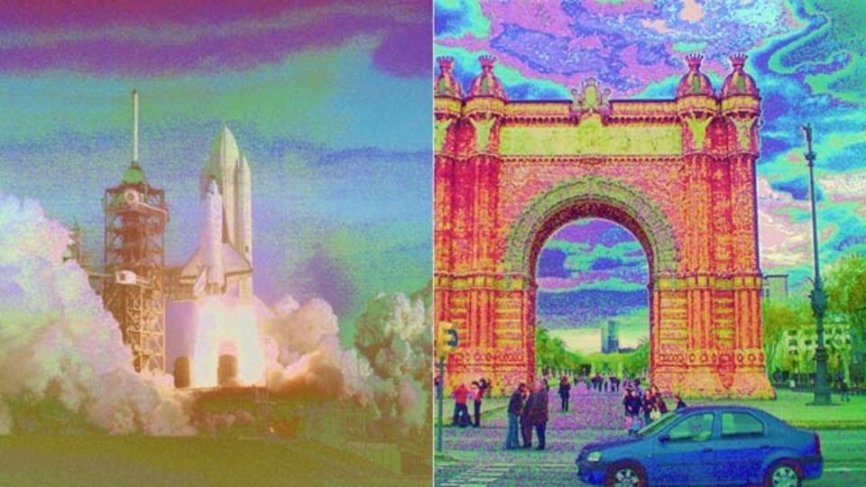 RGB全部入り、1677万7216色使った画像あれこれ