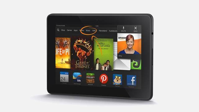 Amazonの本気! 24時間365日Kindle Fireをリアルタイムの動画チャットでサポートすっからな