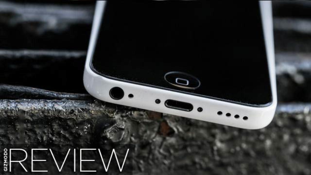iPhone 5c、数日使ってみっちりレビュー