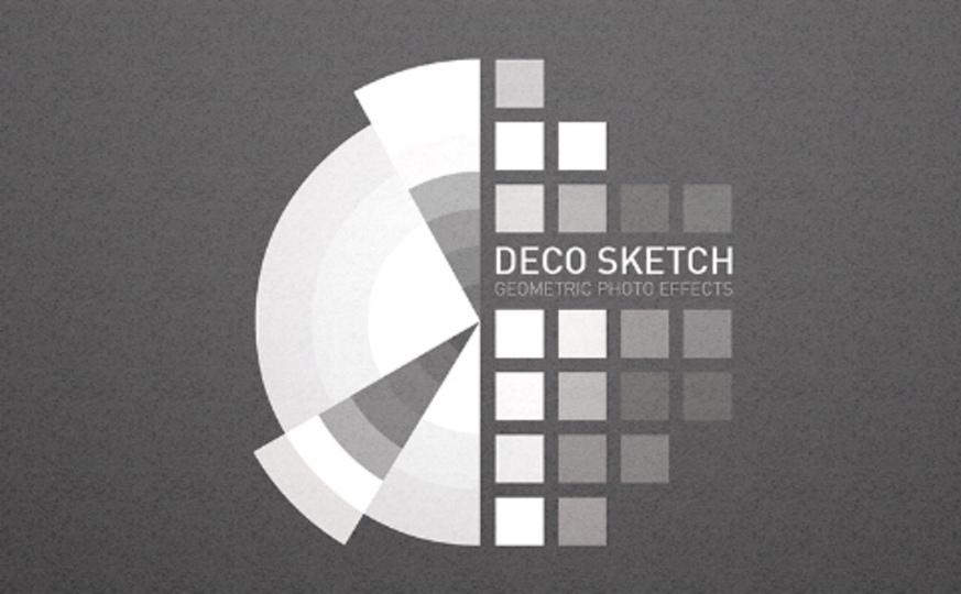 「いいね!」たくさんもらえそう。個性的でおしゃれな写真加工アプリ「Deco Sketch」