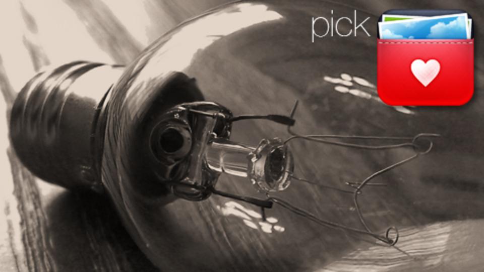 「pick」はスタンプが使えるInstagramであり、世界規模のLINEカメラ