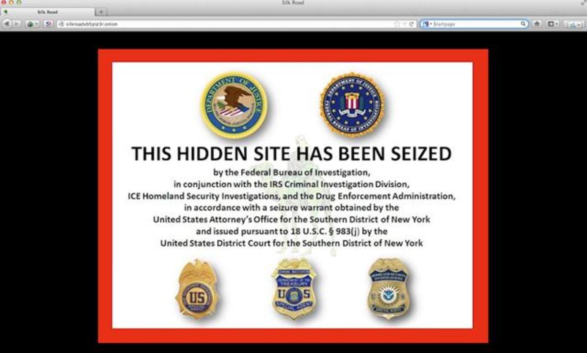 売上なんと1170億円。FBIがドラッグのアマゾン「Silk Road」閉鎖、運営者逮捕