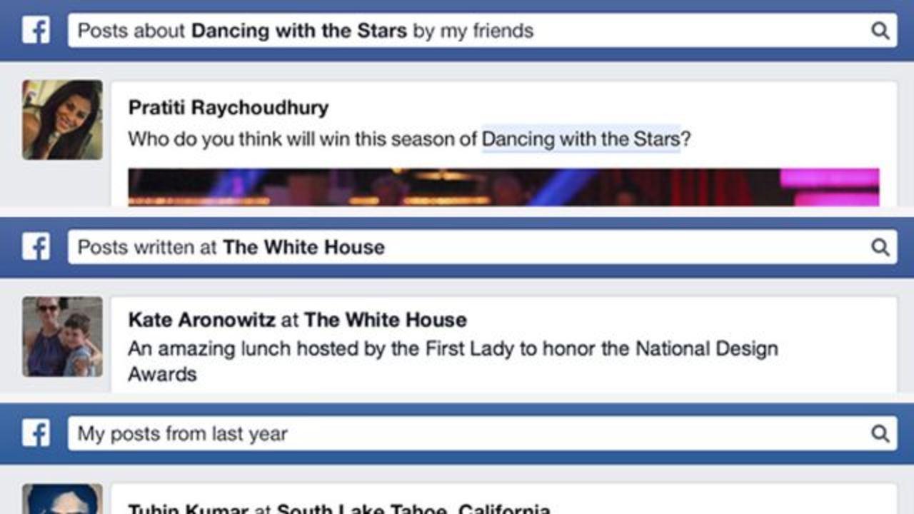 Facebookでポスト本文の検索が可能に。勢いで書きがちな人は要注意