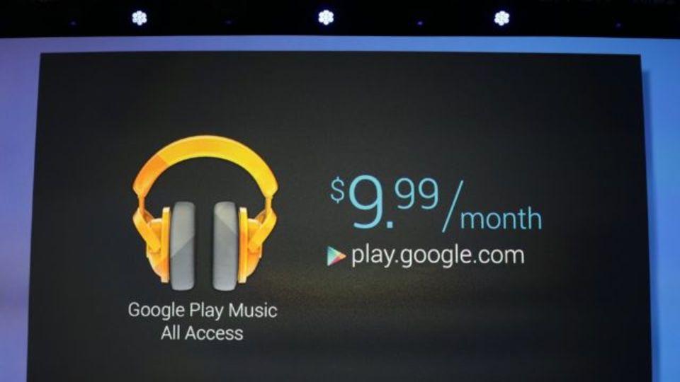 日本はサービス対象になるのかな? グーグル、Google MusicのiOS版を今月リリースか