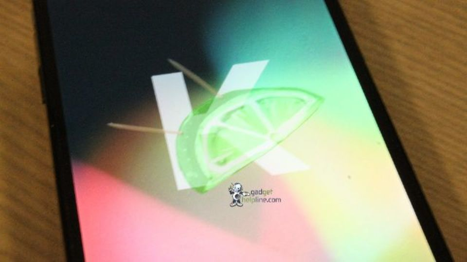 Android Kit Katの画像また流出、見た目はあんまり変わってない?