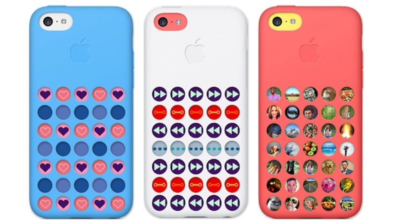 iPhone 5cとアップル公式ケースを最大限に活かすアプリ