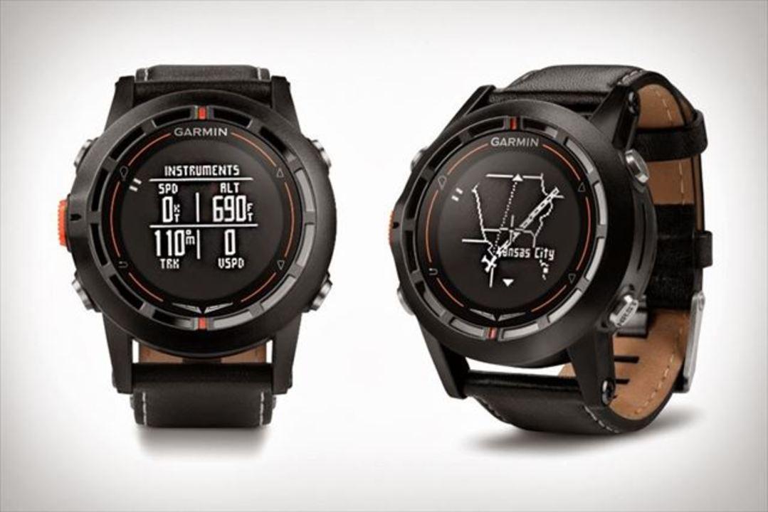 ガーミンの腕時計が想像以上にガーミンしてる