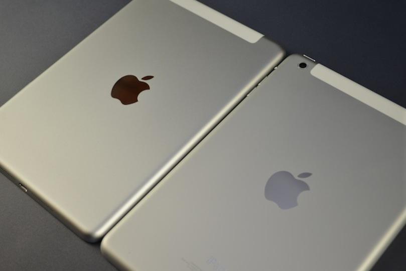 新型iPad miniは旧型からサイズ変更あり!? Retinaディスプレイ搭載で少し厚みが増すかもしれません。