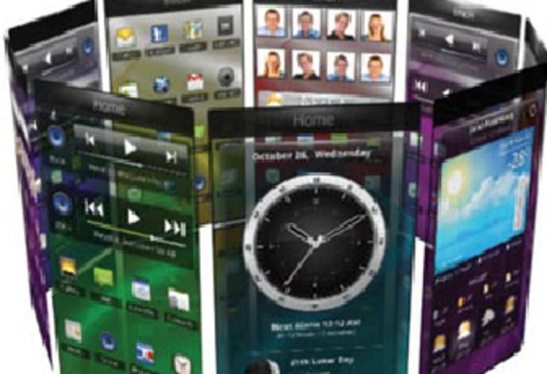 時計だけで30種! サクサクシンプルでもあるホームアプリ「Yandex.Shell」は手の込んだウィジェットがいい
