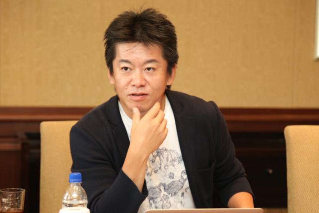 堀江貴文さん「これからは個人が強力なメディアとなる。」