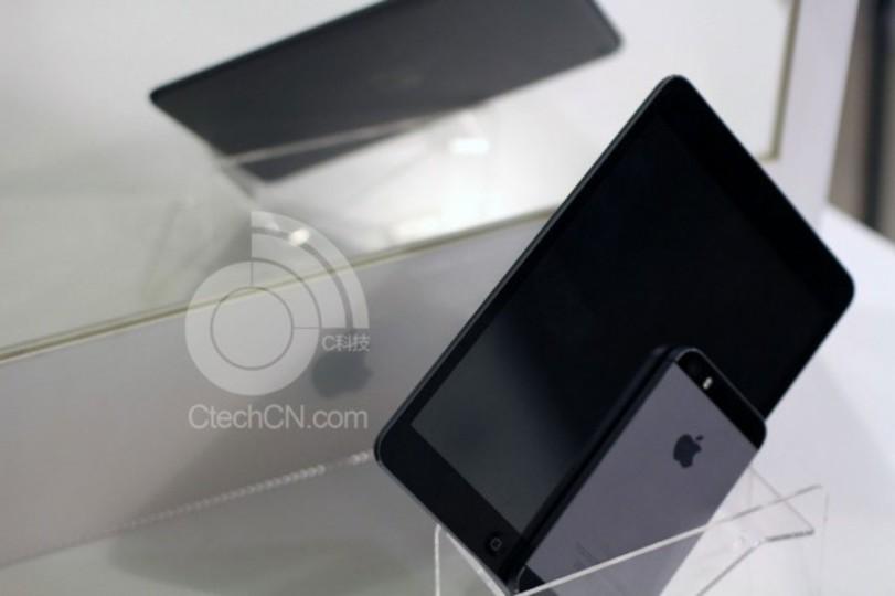 指紋認証機能は新型iPadにだけ搭載? 新型iPad/新型iPad miniの新たな実機画像が流出か