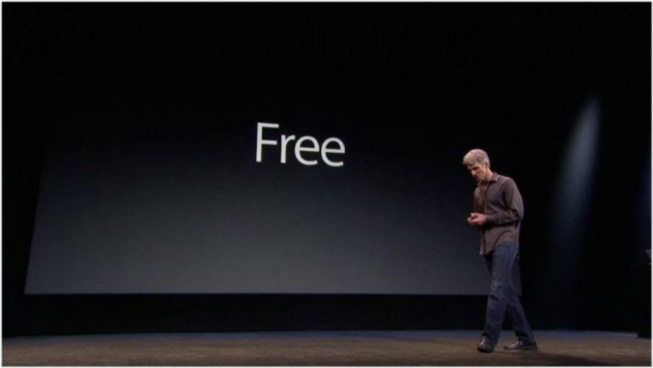 OS X Mavericksが公開、しかも無料!