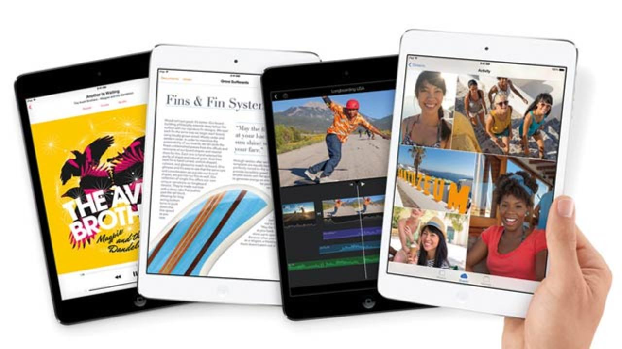 iPad mini Retina、年内は極度の品薄状態になるかもしれません
