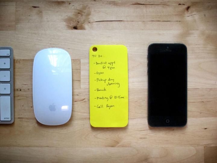 「やっぱり紙が好き」な人にオススメ! iPhoneをアナログなメモ帳にする「Paperback」