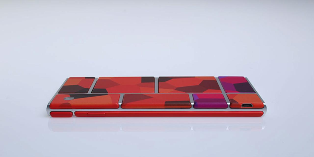 レゴみたいなスマホ! モトローラが組み立て式スマートフォン・プラットフォーム「Ara」を発表