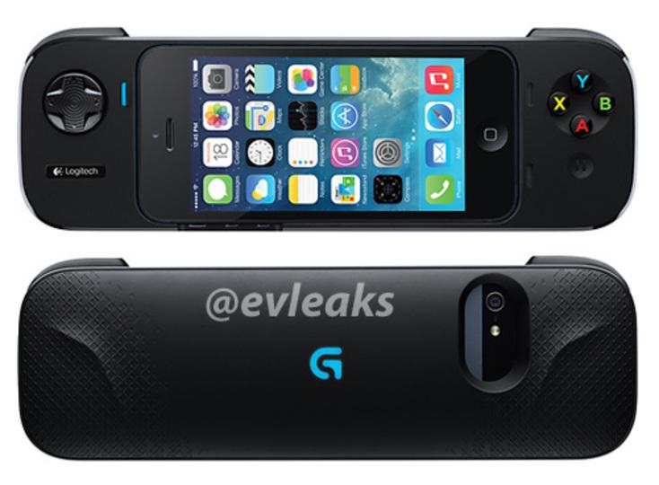 アップル認証済みのiPhoneゲームコントローラーがリーク! なんか見たことある?
