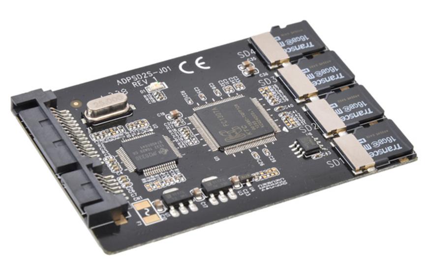 【魔改造?】僕らの妄想がついに実現! microSDカードをSSD化するキットが発売