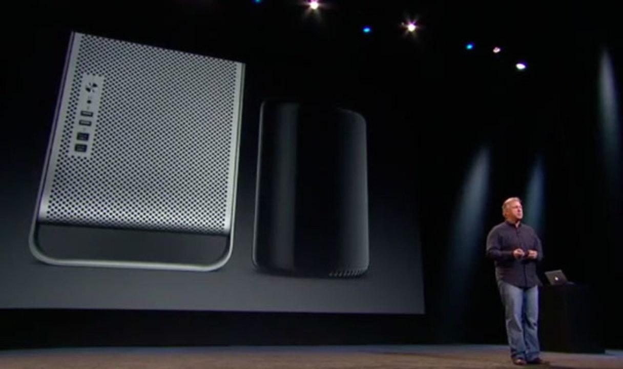 オールニューなMac Proは12月発売でお値段は2999ドルから