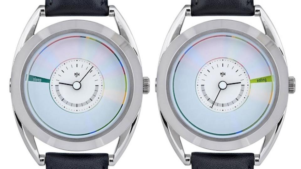 他の人と比べて、どんだけ時間をムダに過ごしているか教えてくれる腕時計