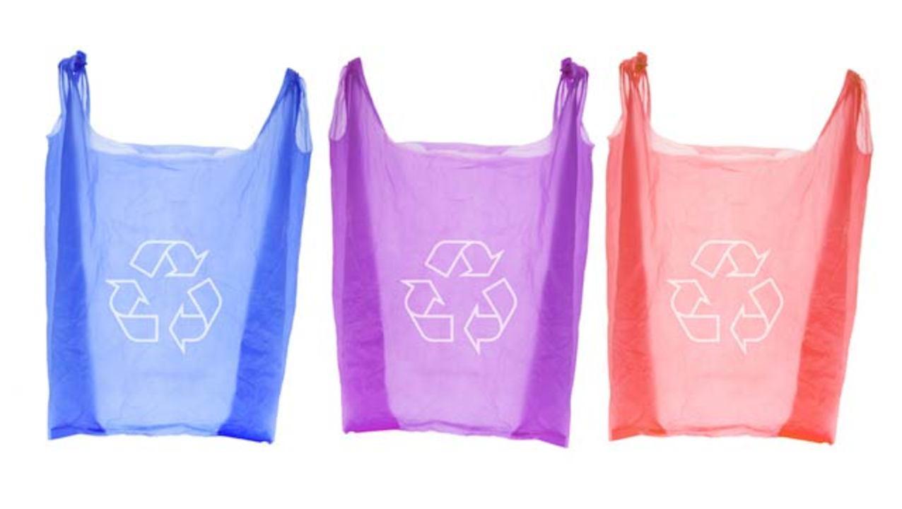 ただのビニール袋が最先端のスーパー素材に変化する、新たな方法が発見される