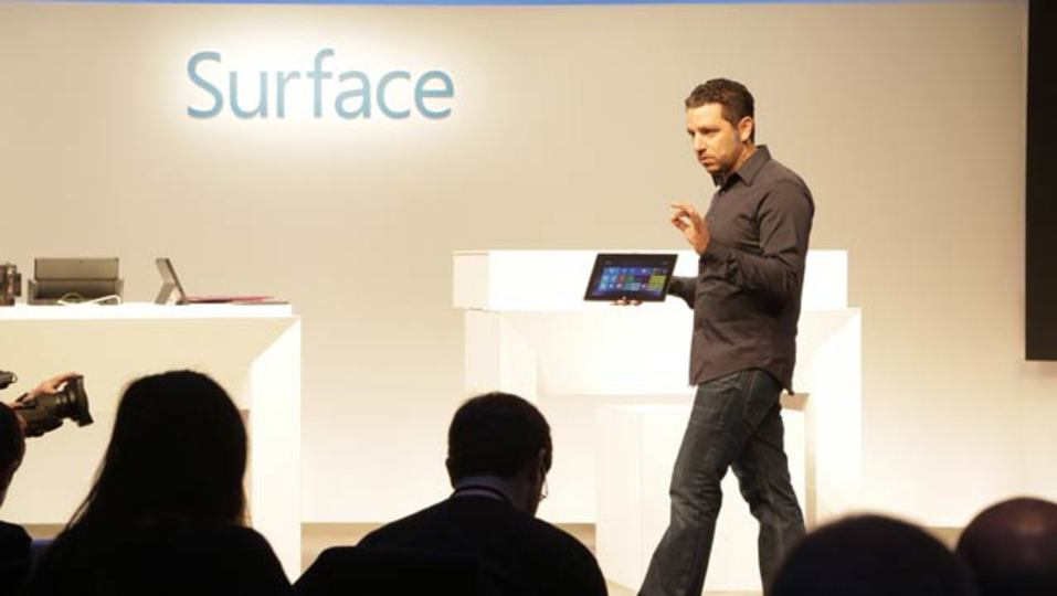マイクロソフト、Surface新モデルでサイズ違いを検討中のようです