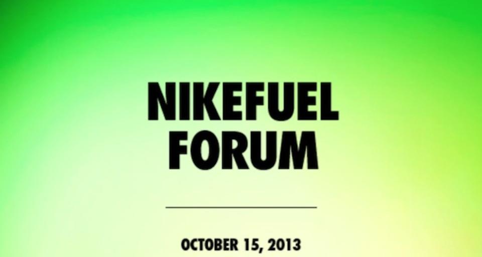 ナイキが10月15日に新製品イベントを開催! 新FuelBandの登場か?